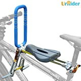 UrRider Child Bike Seat,Front Mounted Bicycle Seats for Children 2-6 Years,Foldable & Ultralight Baby Kids...