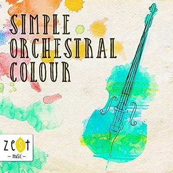 Simple Orchestral Colour