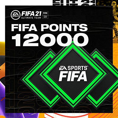 FIFA 21 - 12000 FUT Points - PS4 [Digital Code]