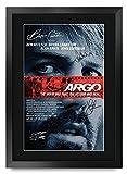 HWC Trading FR A3 Argo Ben Affleck Gifts gedrucktes Poster
