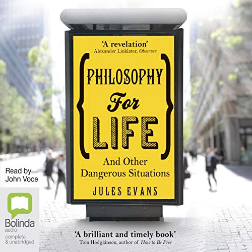 Philosophy for Life cover art