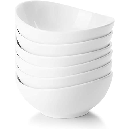 Small Everything Bowls Bowls Set of 4 in Pale Yellow Dessert Sauce Food Prep Side Dish Relish Serving