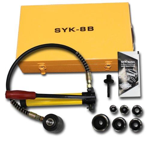 WEIMALL(ウェイモール)『手動油圧式パンチャー(A27B)』