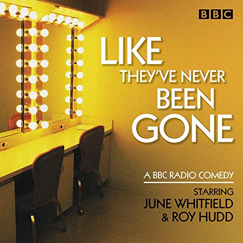 Like They've Never Been Gone audiobook cover art