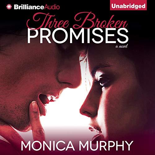 Three Broken Promises audiobook cover art