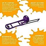 Immagine 2 pbone 700644 trombone colore viola