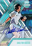 2017 Panini Elite Extra Edition Baseball #68 Daulton Varsho Certified Autograph Pre-Rookie Card. rookie card picture