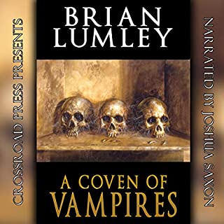 A Coven of Vampires audiobook cover art