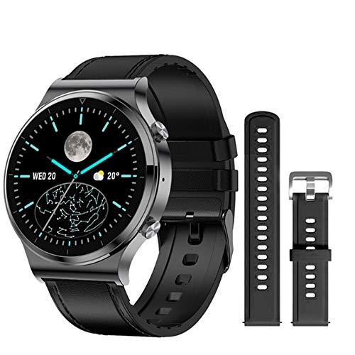 ZYDZ S600 Bluetooth Llamar a Smart Watch Men S-600 IP68 IP68 Impermeable Tasa cardíaca Táctil Fitness Fitness SmartWatch Custom Face Custom Android iOS,C