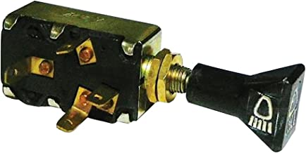 C5NN11654 Aftermarket Pull Type Off-On-On Light Switch Replaces Ford/New Holland