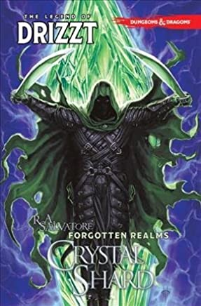 [Dungeons & Dragons: The Legend of Drizzt: The Crystal Shard Volume 4] (By (artist) Val Semeiks , By (author) R. A. Salvatore , By (author) Andrew Dabb) [published: June, 2016]