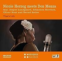 Nicole Herzog Meets Don Menza