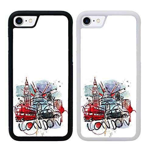 I-CHOOSE LIMITED London Apple iPhone 8 Plus Phone Case...