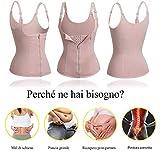 Zoom IMG-2 chumian donna corsetto vita dimagrante