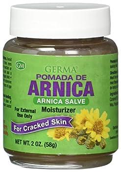 Arnica Ointment Black 2 oz ... Pomada Arnica Salve Negra