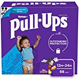 Pull-Ups Learning Designs Boys' Training Pants, 12-24M, 88 Ct