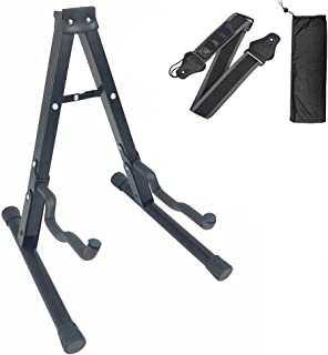 Luling Arts Guitar Stand Updated Folding Universal A...