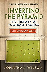 best football tactics books - inverting the pyramid