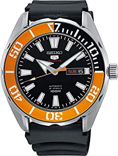 Seiko Orologio Analogico Automatico Uomo con Cinturino in Silicone SRPC59K1 (B07FK426JV) | Amazon price tracker / tracking, Amazon price history charts, Amazon price watches, Amazon price drop alerts