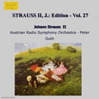 J. Strauss Jr. Edition, Vol. 27 (1992-07-28)