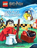 Lego Harry Potter: Let's Play Quidditch! [With Minifigure] (Activity Book With Minifigure)