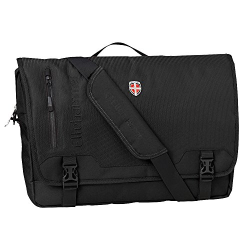 Ellehammer Bergen Business – Messenger Bag – 15.6 Inch/zwart