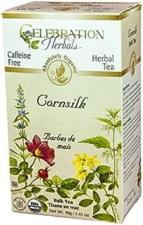 CELEBRATION HERBALS Cornsilk Organic 40 gm, 0.02 Pound