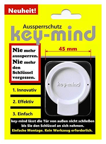 key-mind, Aussperrschutz, Aussperrsicherung, Neuheit, Geschenkidee