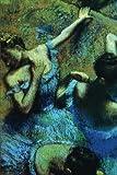 ''Blue Dancers'' by Edgar Degas: Journal (Blank / Lined) (Art of Life Journals)