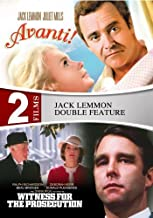 Avanti! / Witness For The Prosecution - 2 DVD Set (Amazon.com Exclusive) by Jack Lemmon