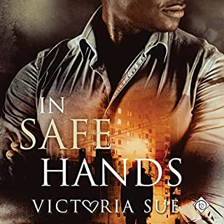 In Safe Hands audiobook cover art