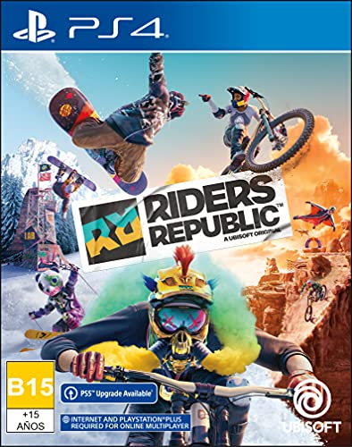 Riders Republic - PlayStation 4 - Standard Edition