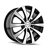 Touren TR3 3130 Black Wheel with Machined Face (17x7'/10x105mm)