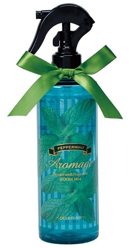 チャンピオンシップ疎外領事館ノルコーポレーション アロマージュ デオドラントルームミスト ペパーミントの香り 290ml OA-ADM-1-5