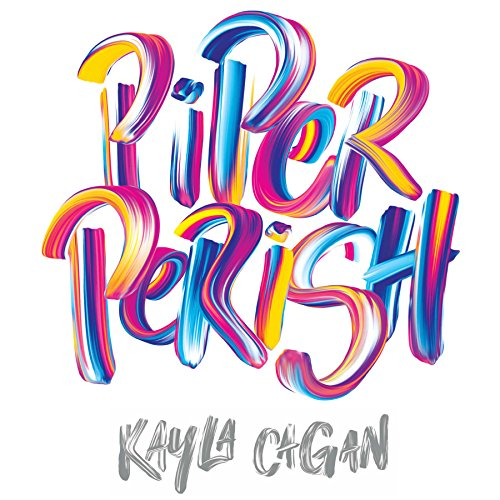 Piper Perish audiobook cover art