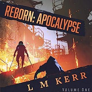 Reborn: Apocalypse, Book 1 cover art