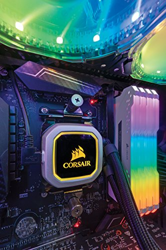 Build My PC, PC Builder, Corsair CMW16GX4M2C3000C15W