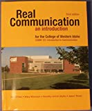 REAL COMMUNICATION - an introduction college of Western Idaho