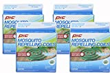 PIC Mosquito Repellent Coils 10 Each (Pack of 4)