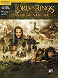 The Lord of the Rings Instrumental Solos (for Strings): Violin (with Piano Acc.), Book & CD: The Motion Picture Trilogy (incl. CD) (Pop Instrumental Solo)