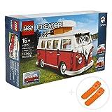 レゴ LEGO 10220 フォルクスワーゲン T1キャンパーヴァン 【海外仕様・新パッケージ 1334pcs [並行輸入品]