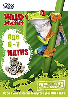 Maths ? Maths Age 6-7 (Letts Wild About) from Letts