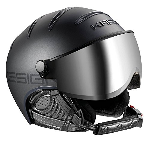Kask Visier Skihelm Skihelmet SHE00023-202 Class Shadow White - 58cm