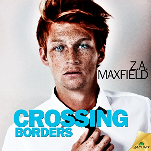 Crossing Borders audiobook cover art