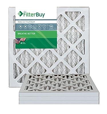 Furnace Filters/Air Filters - AFB Platinum MERV 13 (4 Pack)