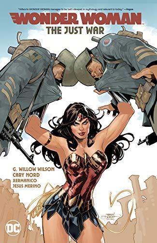 Wonder Woman (2016-) Vol. 1: The Just War (English Edition)