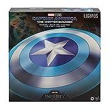 Hasbro Marvel Legends Series Marvel Legends Series-Scudo Stealth di Capitan America Ispirato a The Winter Soldier, Replica da Collezione, Multicolore, F11255L1