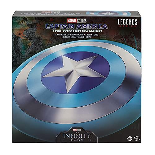 Marvel Legends Series - Disfraz de Capitán América: El Soldado de...