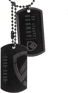 custom logo necklace