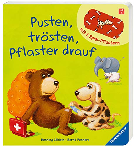Ravensburger Verlag GmbH -  Pusten, trösten,